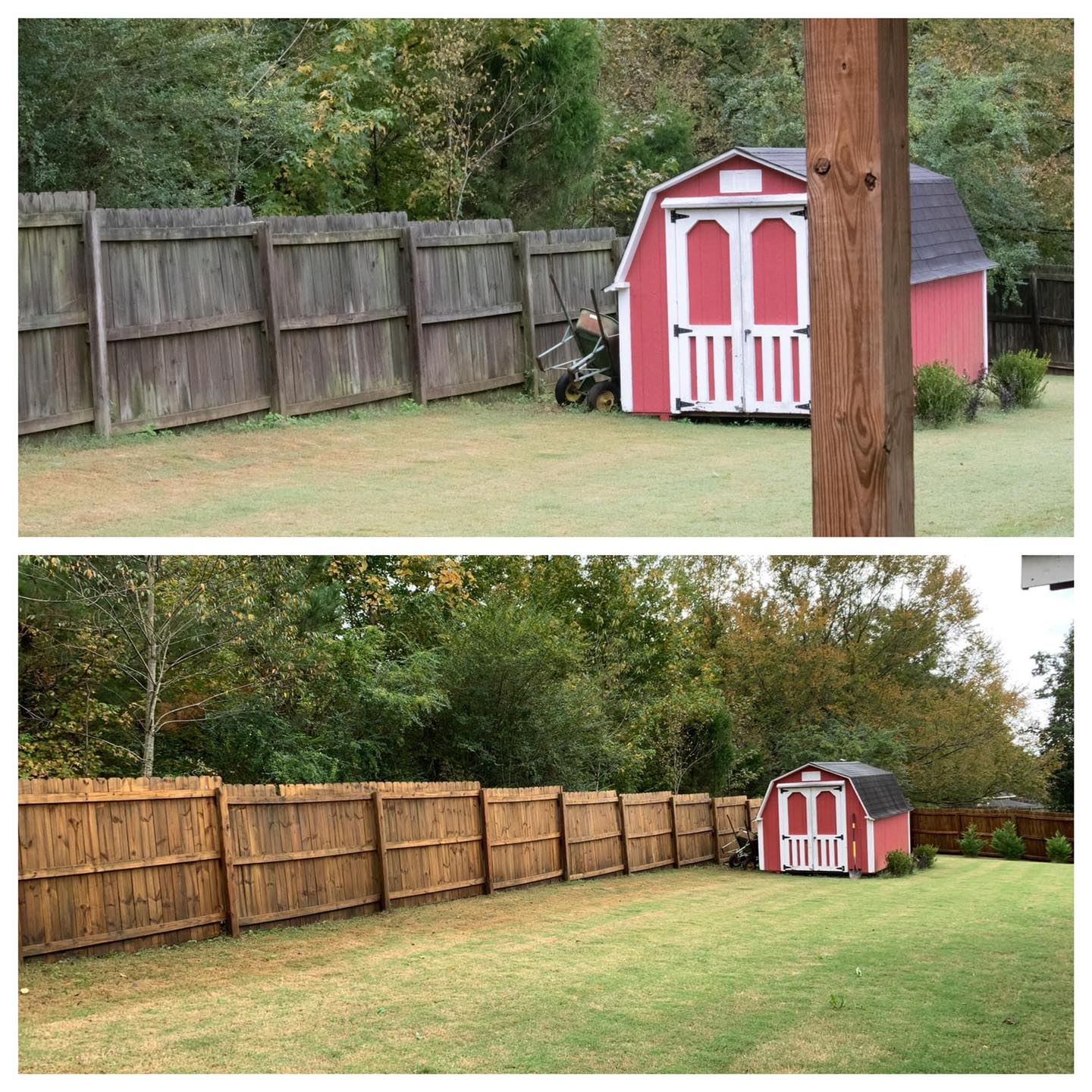 Fence restoration claremore ok